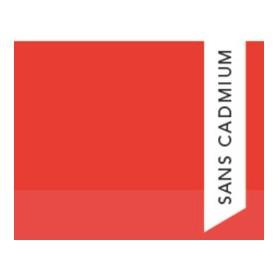 Rosso chiaro privo di cadmio