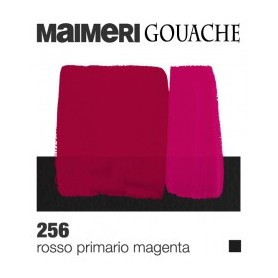 023 - Rosso primario magenta