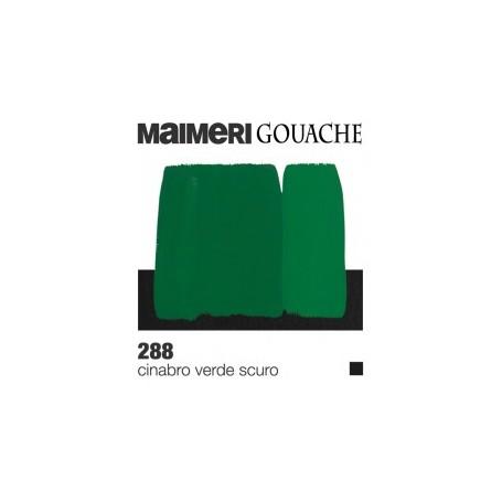 029 - Cinabro verde scuro