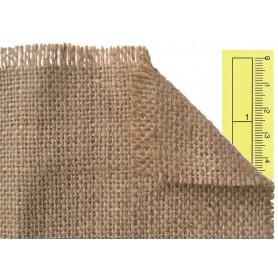 Tela yuta grezza - rotolo - altezza 200 cm - 10 m