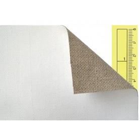 Tela lino 100% - rotolo - 465 g/mq - altezza 210 cm - 10 m