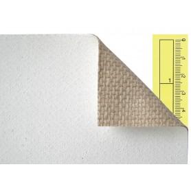 Tela yuta 100% preparata - rotolo - 510g/mq - altezza 210 cm - 10 m