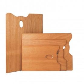 Tavolozza di legno (rettangolare) Mabef M/R 25x35