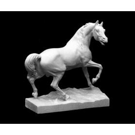 Cavallo maschio - statua - 102i