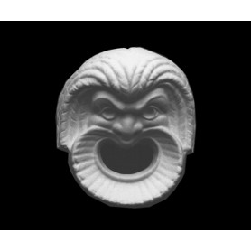 Maschera romana di teatro (D) - 104g