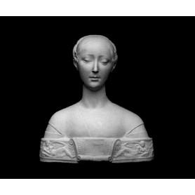 Beatrice d'Aragona - Busto - 129c